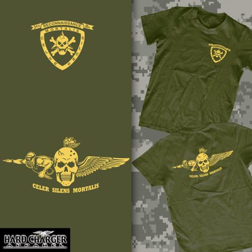 3rd Recon Battalion Hood