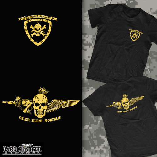 3rd Recon Battalion T-shirt