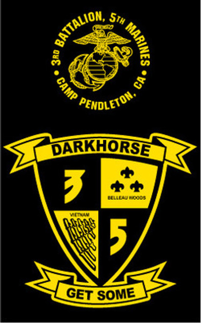 3rd Battalion, 5th Marines Hood