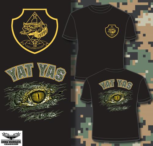 3rd Assault Amphibian Battalion Crewneck Sweatshirt