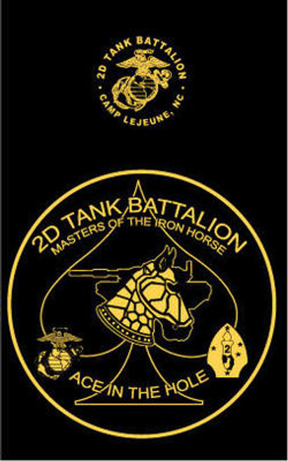 2nd Tank Battalion Hood