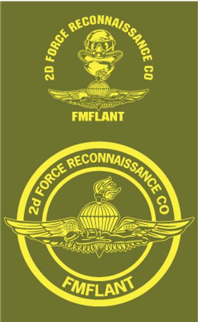 2nd Force Reconnaissance Hood