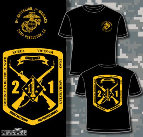 2nd Battalion 1st Marines Hood