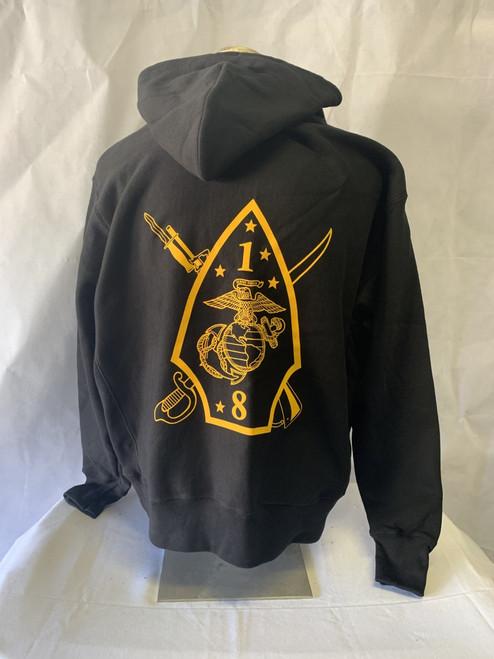 1st Battalion, 8th Marines Hood