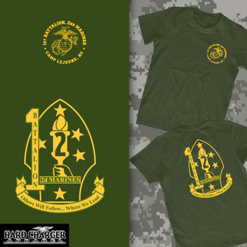 1st Battalion, 2nd Marines Hood