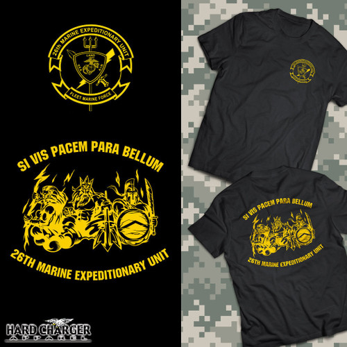 26th Marine Expeditionary Unit (26th MEU)T-shirt