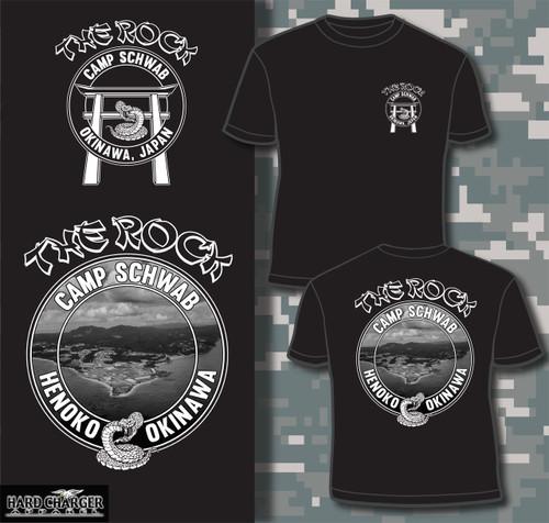Camp Schwab - Henoko, Okinawa T-shirt