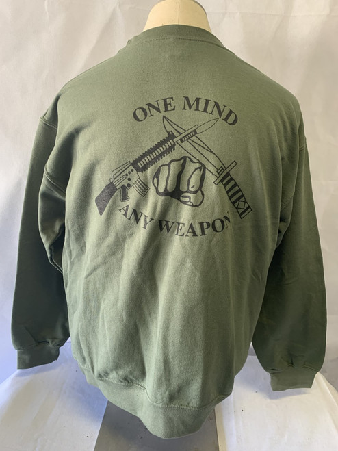 Martial Arts Instructor crewneck sweatshirt