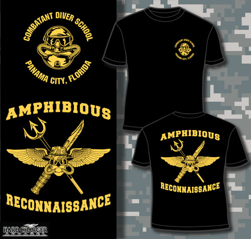 Combatant Diver School Long Sleeve T-shirt