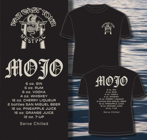 WestPac Mojo t-shirt