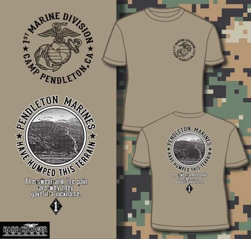 Camp Pendleton Mt. MOFO T-shirt