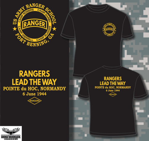 Army Ranger School T-shirt