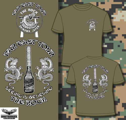 Far East Tour Okinawa Long Sleeve T-shirt