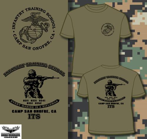 Infantry Training School - Camp San Onofre, CA Hood