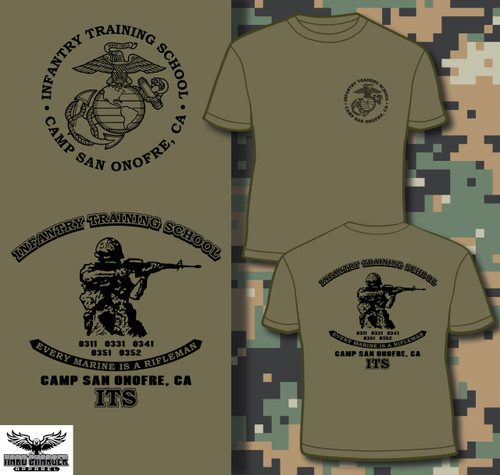 Infantry Training School - Camp San Onofre, CA Hood