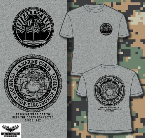 Comm School Twentynine Palms, CA Long Sleeve T-shirt