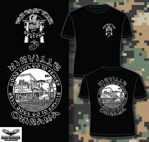 Kinville, Okinawa T-shirt