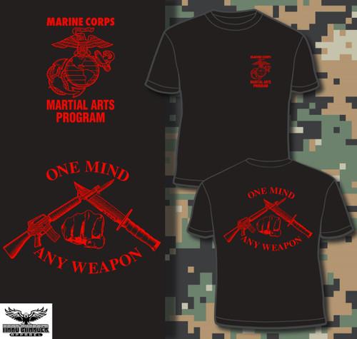 Marine Corps Martial Arts Program Crewneck Sweatshirt
