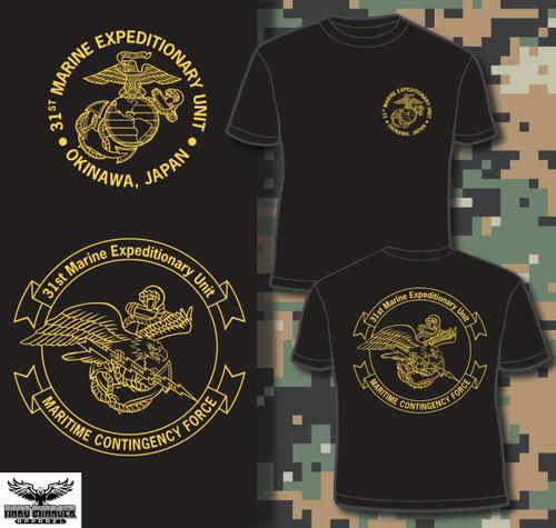 31st Marine Expeditionary Unit (31st MEU) Okinawa T-shirt