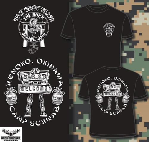 Far East Camp Schwab Henoko T-shirt