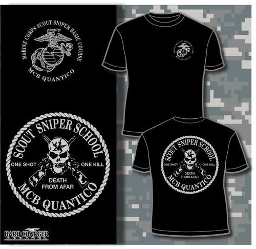 Sniper School Quantico Crewneck Sweatshirt