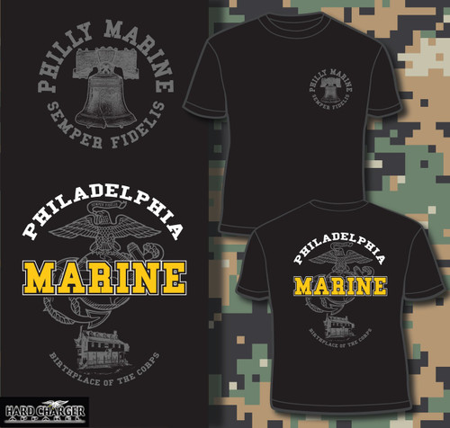 Philly Marine T-shirt