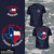 Texas Marine Veteran T-shirt