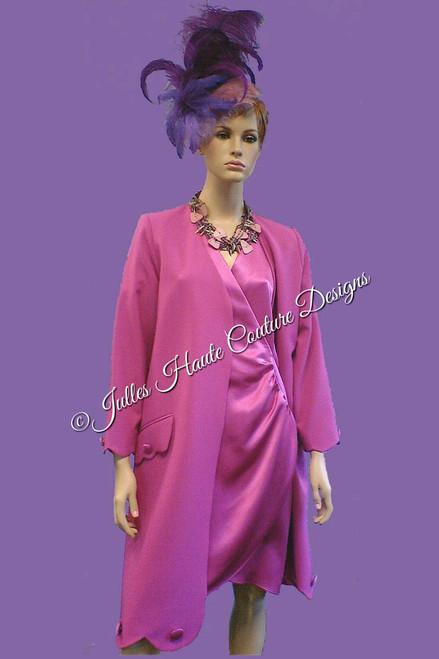 Jacket & Dress Front