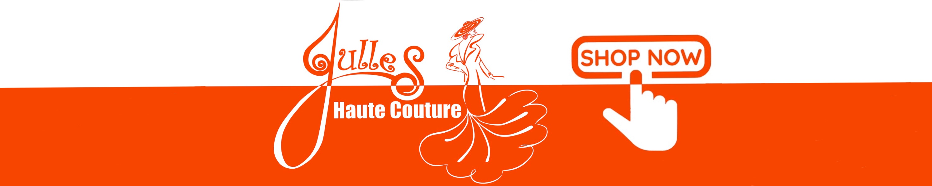 Julles Haute Couture Logo/Shop Now