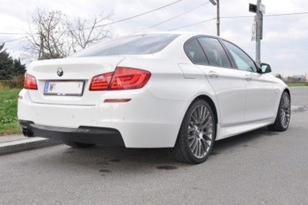 M Sport Style Rear Bumper For 2010 Bmw 5 Series F10 Extreme Power House