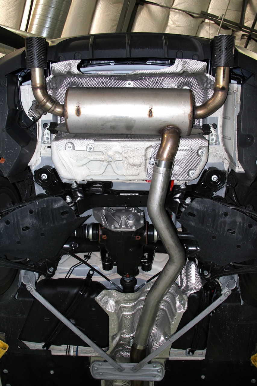 Dinan Resonator Delete Kit for BMW F22 M235i