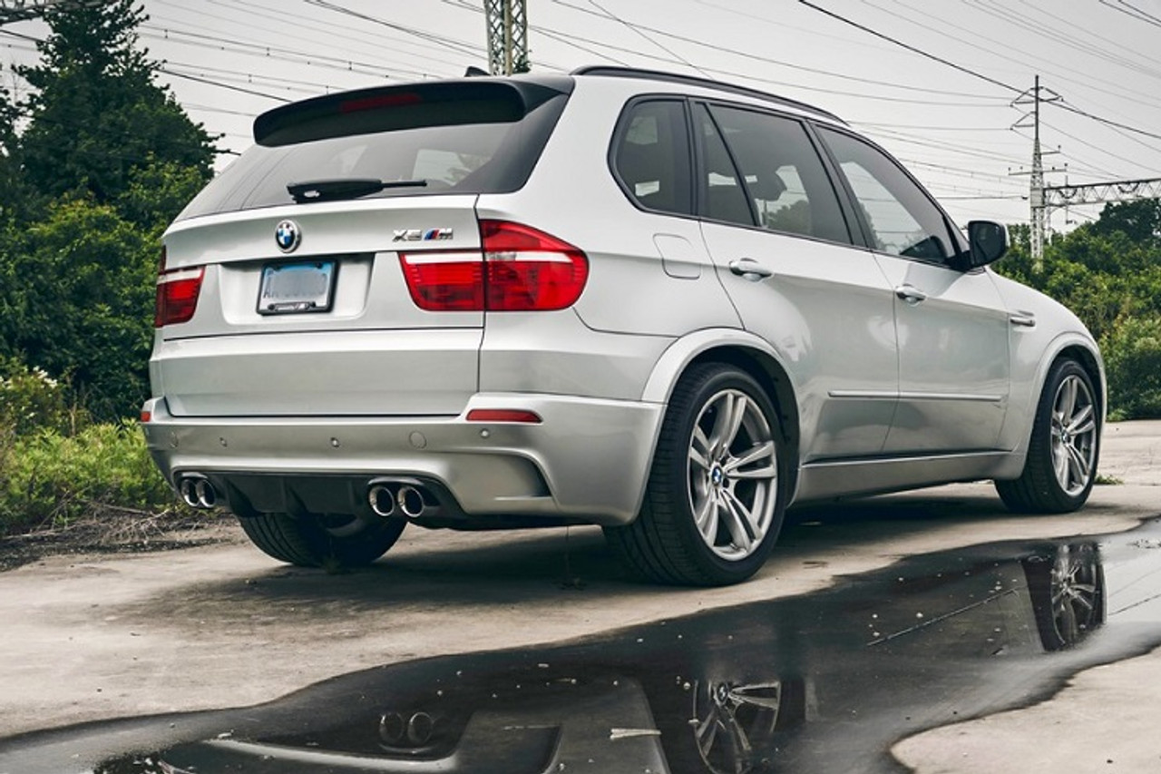 BMW X5M E70 Supercup Exhaust System