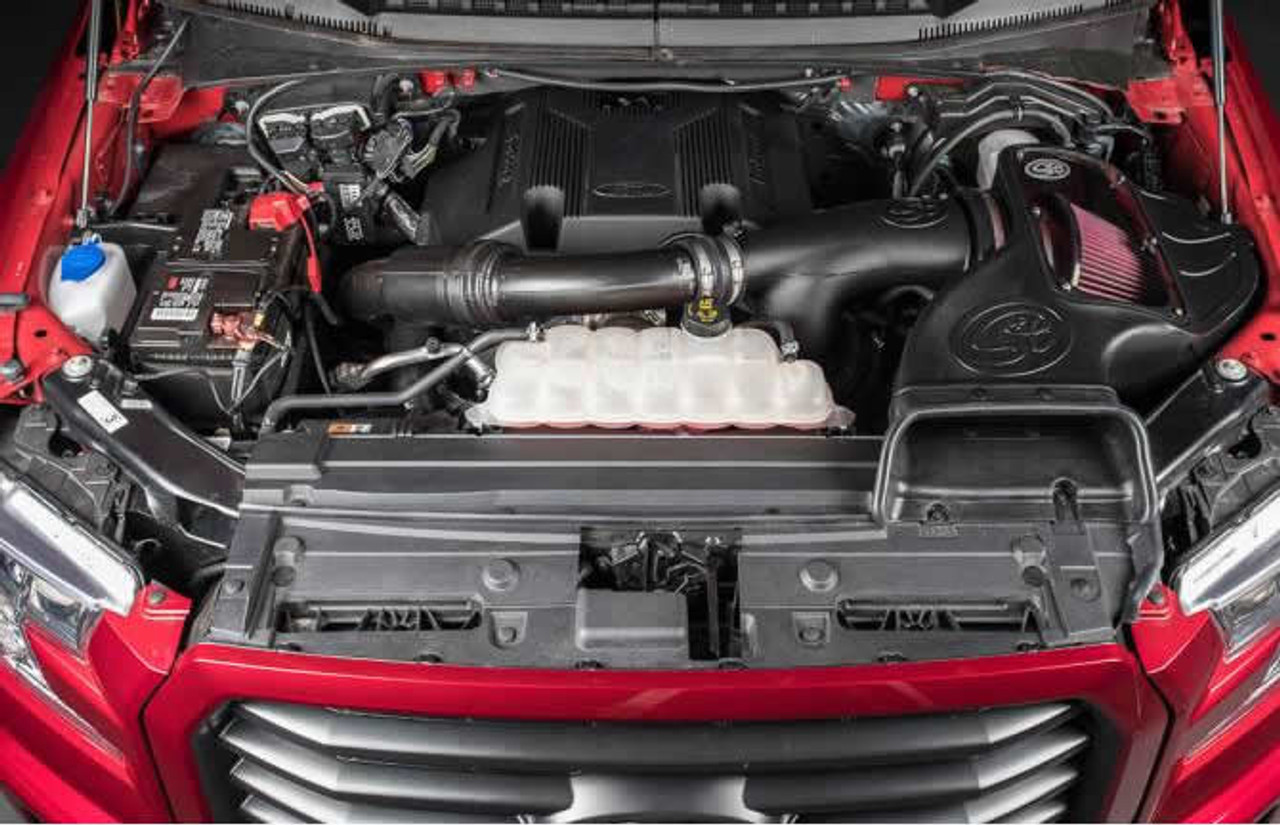 Burger Tuning BMS 2015+ Ford F150/Raptor Cold Air Intake System