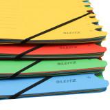 Leitz QuickFile Folders, Multi-Colors 2