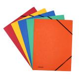 Leitz 3-Flap Folders with Elastic Band Closure, Product Photo