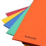 Leitz 3-Flap Folders with Elastic Band Closure, Product Photo 2
