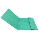Leitz 3-Flap Folders with Elastic Band Closure, Inside Photo