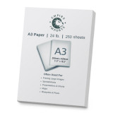 Empire Imports 24 lb. Multi-Purpose Paper, A3 Size, 1 Ream, 250 Sheets, Product Shot