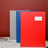 Leitz 5700 Signature Book, Multi-Colors