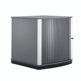 Moll LockFile Binder & File Carousel Cabinet, 2-Tier, Product Photo 3