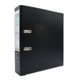 "Leitz 1010 Deluxe 2-Ring Binder, A4 Size, 3"" Spine, European Ring Spacing, Black"