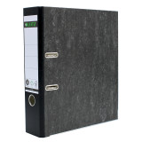 "Leitz R80 Black Marbled 2-Ring Binder, A4 Size, 3"" Spine, European Ring Spacing, Standing"