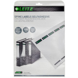 Replacement Spine Labels for Leitz R50 A4 Binder, Product Shot