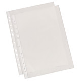 Leitz Lightweight A4 Sheet Protectors, Product Shot