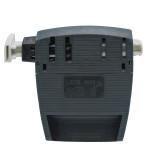 Leitz 2 Hole Punch - 30 Sheet Capacity, Non-Slip Grip