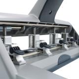 Leitz Adjustable 4 Hole Punch - 30 Sheet Capacity, Close Up Pistons
