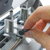 Leitz Adjustable 4 Hole Punch - 30 Sheet Capacity, Adjustable Lever