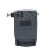 Leitz 2 Hole Punch - 40 Sheet Capacity, Non-Slip Grip
