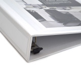 "A4 Heavy Duty View Binder - 1.5"" Spine, Spine Photo"