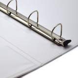 """A4 Heavy Duty View Binder - 1.5"""" Spine, Rings Photo"""